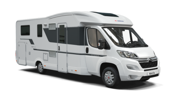 ADRIA MATRIX AXESS 670 SL- Standard full