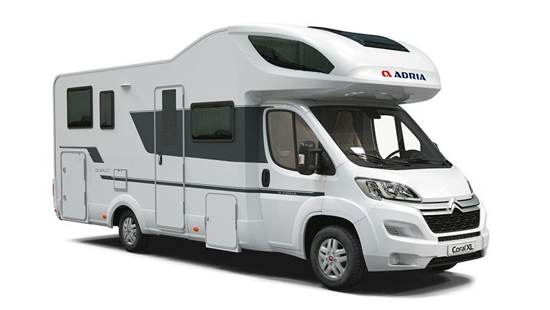 ADRIA Coral XL Axess full