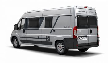 Twin Axess 600 SP Family – RENTIRANJE full